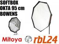 Softbox Mitoya 95cm Oktagonalny Bowens Kraków