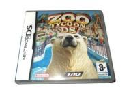 Gra Nintendo DS Zoo Tycoon NDS STRATEGIA