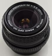 SMC Pentax-M 28mm F3.5 Pentax PK