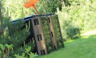 Kompostownik Module Compogreen czarny 800L