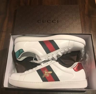 Buty Gucci Sneakers 6754544212 Oficjalne Archiwum Allegro