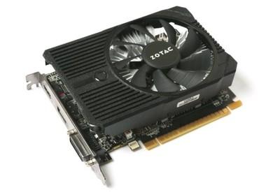 ZOTAC GE FORCE GTX 1050Ti 4GB GDDR5 DP/HDMI/DVI-D