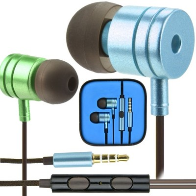 Słuchawki DOKANAŁOWE do SAMSUNG GALAXY S6 EDGE+