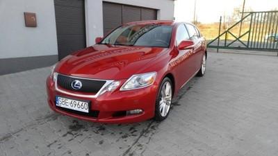 Lexus Gs 450h 6742506534 Oficjalne Archiwum Allegro