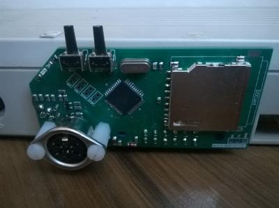 Image result for sd2iec backplane