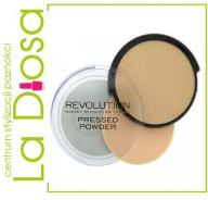 Makeup Revolution Pressed Powder PUDER Translucent