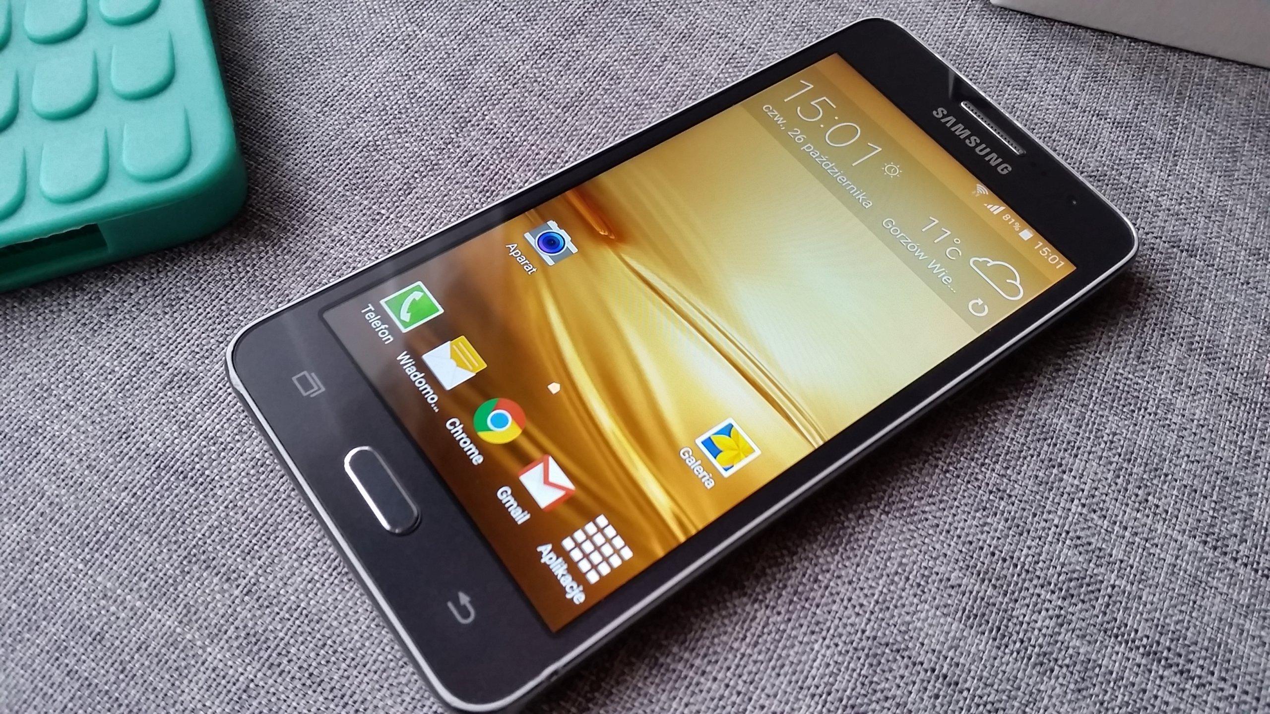 Samsung GRAND PRIME LTE 5 GPS 8Mpx KOMPLET
