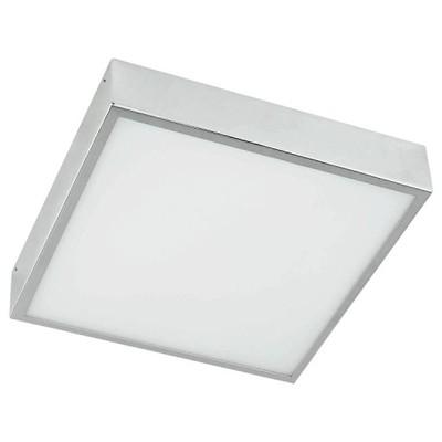 Plafon Sufitowy Chrom Kwadrat Do łazienki Ip44 5289004149