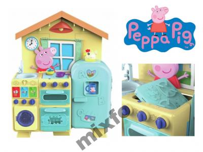 Interaktywna Kuchnia świnka Peppa Pig 6259860515