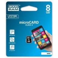Goodram Karta Micro SD 8GB Class 4