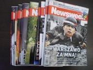 Newsweek Polska 2013 rok nr. 40-47, 49-51 -