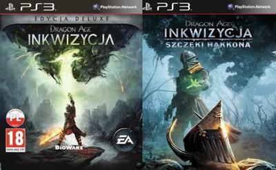 Dragon Age Inkwizycja Mega Paka Dodatkow Unikat 6914757865 Oficjalne Archiwum Allegro