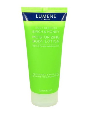 Lumene Body Refresh Birch 200ml W Balsam
