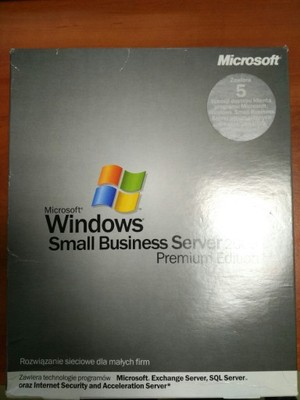 Microsoft Windows Small Business Server 2003 Prem.