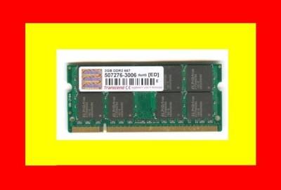OKAZJA DDR2 2GB TRANSCEND 2GB DDR2 667 + PARAGON