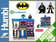 Imaginext Batman Gotham Więzienie Fisher W9642