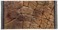 Tło strukturalne do akwarium płaskie 50x30 cm