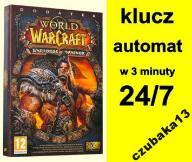 WORLD OF WARCRAFT WARLORDS OF DRAENOR 90 LVL 24/7