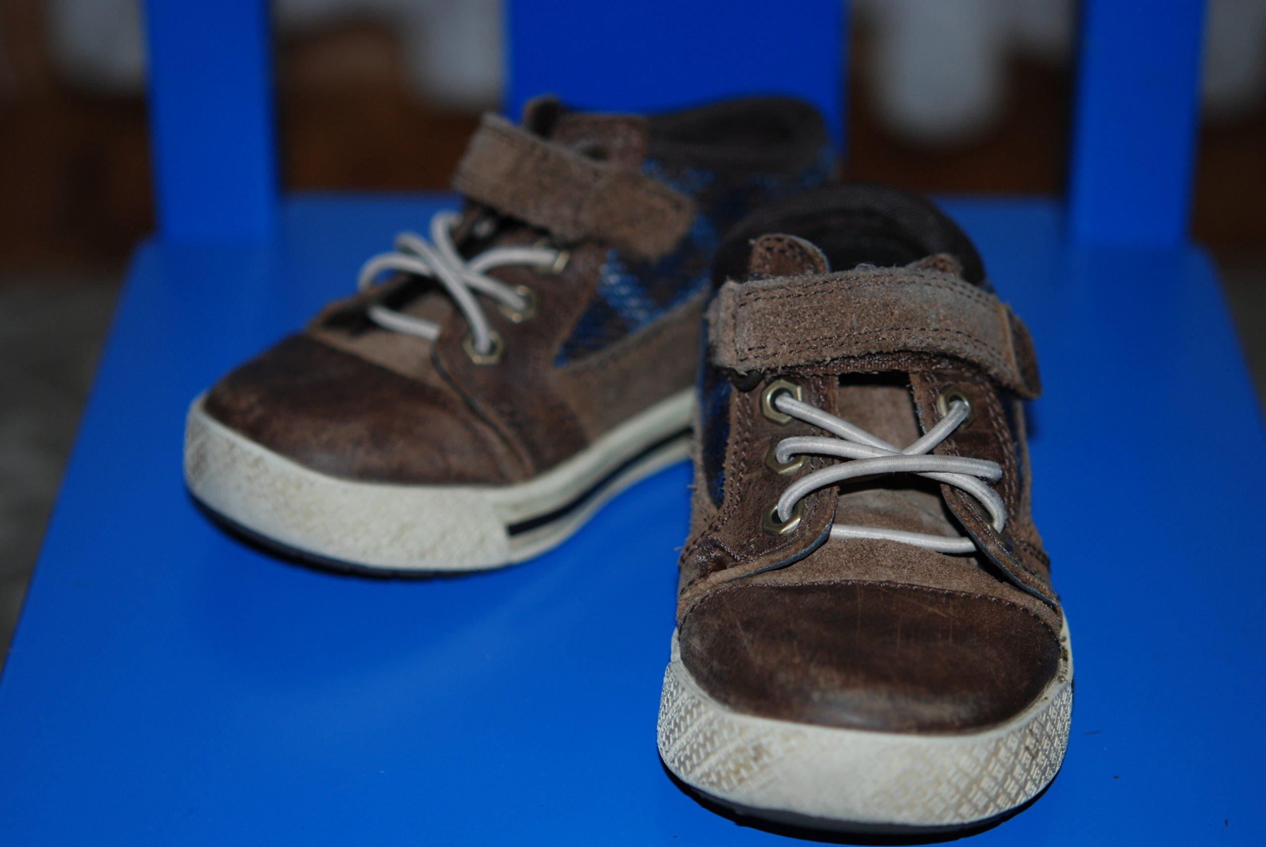 Buty chłopięce, Timberland, rozm. 25