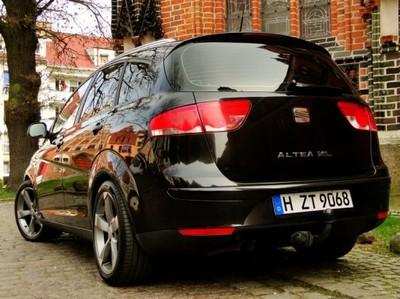 Seat Altea Xl 2 0tdi Serwis Pilnie Sprzedam 6793003323 Oficjalne Archiwum Allegro