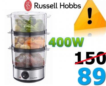 Parowar Russell Hobbs 14453 7 litrów 3 poziomy GW