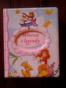 Wiersze I Legendy Dla Dziewczynek 6374103532 Oficjalne