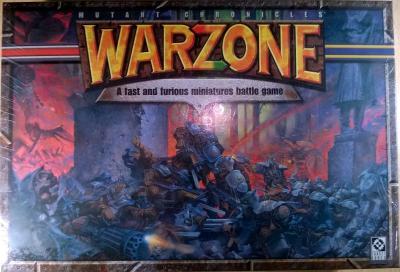 Warzone 2 edycja nowy zestaw startowy 80 figurek