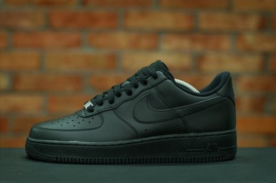 nike air force 1 low black allegro
