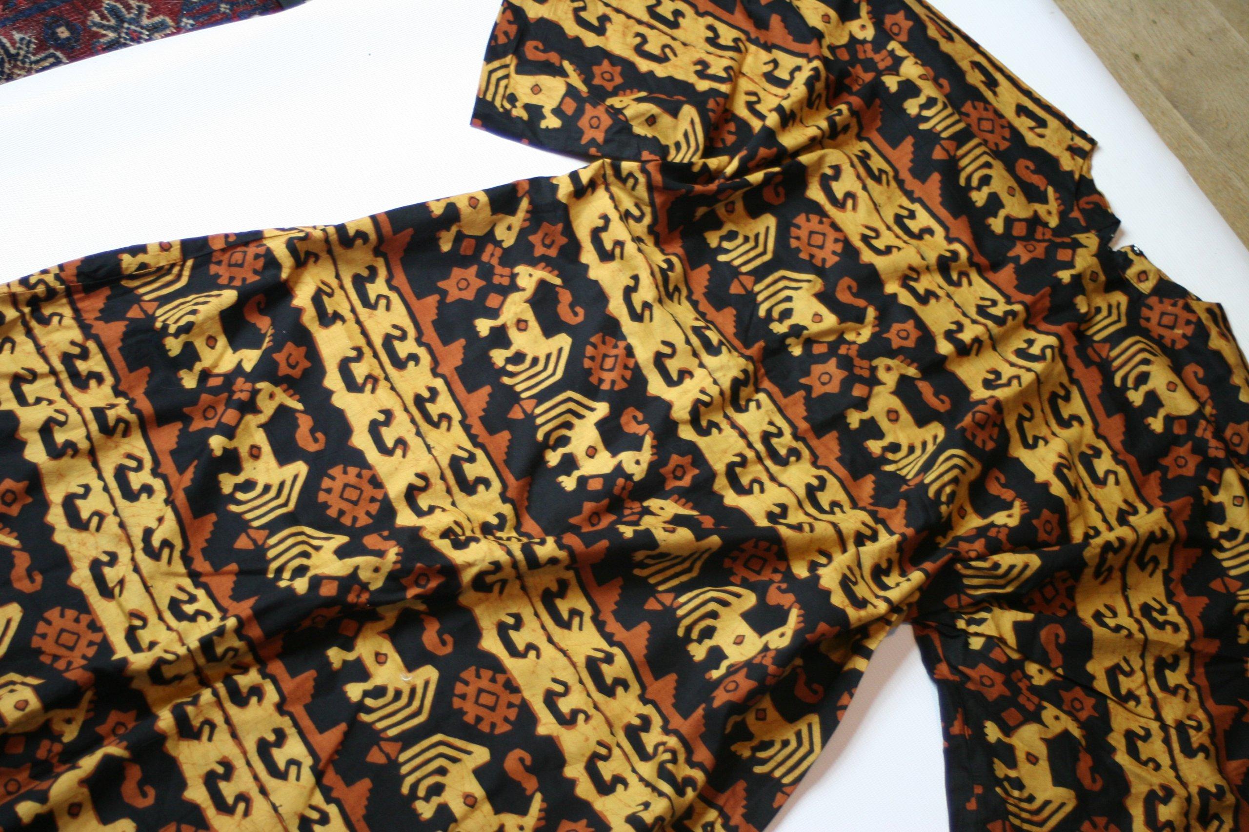 batik etno hippie retro BOHO vintage grunge