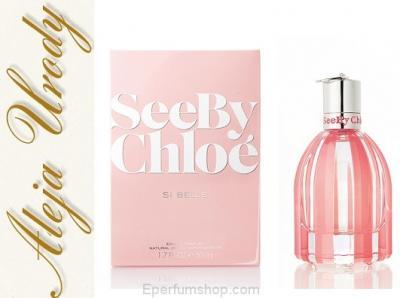 Chloe See by Chloe Si Belle 30ml Woda perfumowana - 5975909009 ... b6a8e7210e0