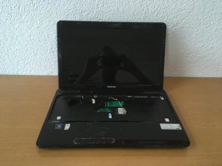 Toshiba Satellite L650D Obudowa Płyta Palmrest