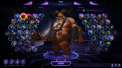 Liga Bohaterów Heroes of the Storm