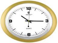 Okrągły Zegar Ścienny Z Tworzywa Sztucznego