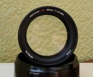 MINOLTA AF 85mm f/1.4 - komplet - R a r y t a s !!