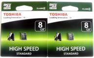 Karta pamięci TOSHIBA microSD HC 8GB micro SD 8 GB