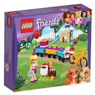 LEGO FRIENDS 41111 - IMPREZOWY POCIĄG