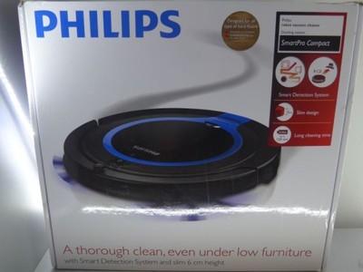 Robot Odkurzacz Philips Fc870001 Komplet Jak Now 6841849279