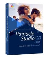 NOWOŚĆ video Pinnacle Studio 20 Plus PL BOX