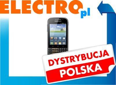 Smartfon SAMSUNG Galaxy Ch@t Black GT-B5330