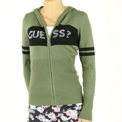 NOWA Bluza Guess khaki z USA! rozm. L 6655368035