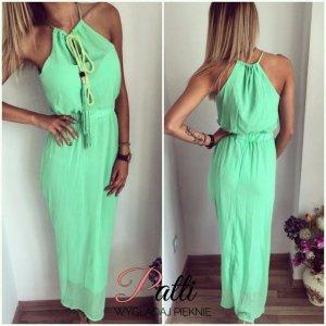 74b3f2c3ca Maxi letnia sukienka S