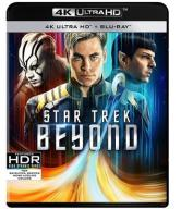 Star Trek: W Nieznane [Blu-ray 4K Ultra HD] Beyond