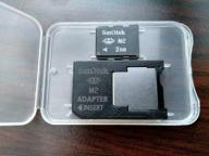 Karta 2GB MEMORY STICK M2 z adaprerem Memory Stick