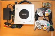 Konsola Nintendo GameCube duży zestaw
