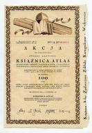 Akcja - Książnica Atlas - Lwów, 1930 r., R
