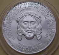 Uganda - 2000 shilling - 1996 - Jezus Chrystus