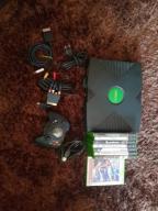 Xbox CLASSIC + pad + 8 gier + okablowanie !