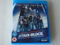 ATTACK THE BLOCK BLU-RAY DISC UK IDEAŁ