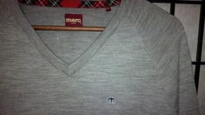 Sweter Merc London roz.L/X stan idealny, okazja!