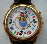 Zegarek Lorus Myszka Miki Mouse Disney Melodyjki